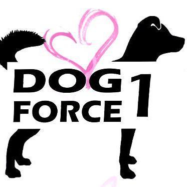 Dog force one logo